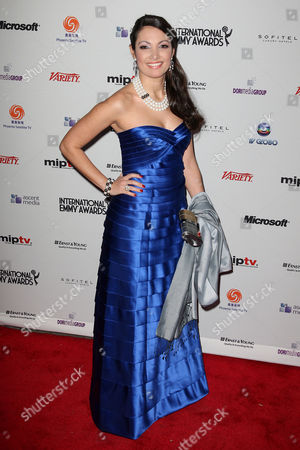 Editorial picture of The 38th International Emmy Awards, New York, America - 22 Nov 2010