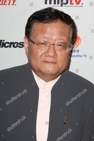Stock Picture of Liu Changle (Chairman and CEO of Phoenix Satellite Television)