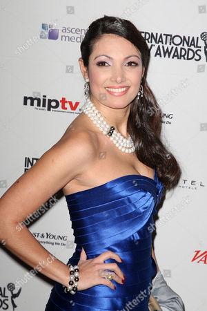 Editorial photo of The 38th International Emmy Awards, New York, America - 22 Nov 2010