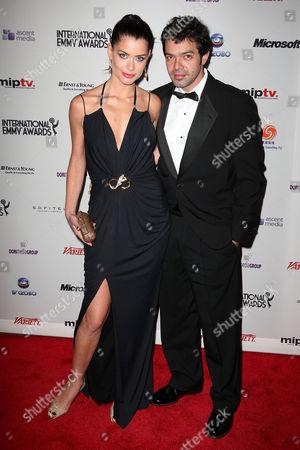 Alinne Moraes and Bruno Mazzeo