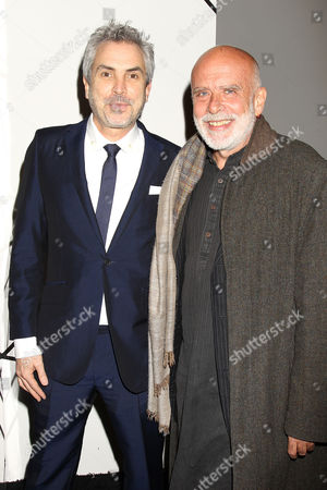 Editorial photo of The Museum of Modern Art Film Benefit A Tribute to Alfonso Cuaron, New York, America - 10 Nov 2014