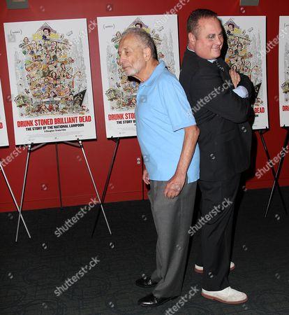 Sam Gross and Douglas Tirola (Director)