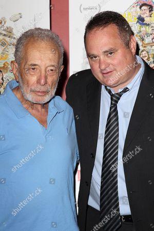 Stock Image of Sam Gross and Douglas Tirola (Director)