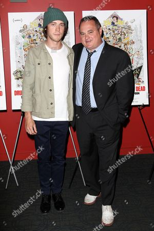 Andrew VanWyngarden and Douglas Tirola (Director)