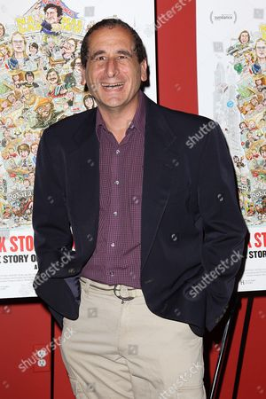Editorial picture of 'Drunk Stoned Brilliant Dead: The Story of the National Lampoon' film premiere, New York, America - 17 Sep 2015