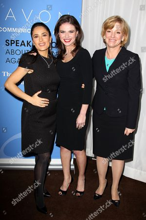 Editorial picture of 2nd Annual Avon Communcations Awards, New York, America - 07 Mar 2013