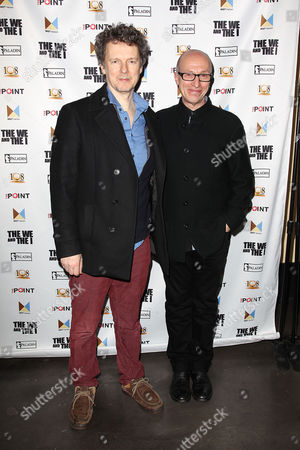 Stock Picture of Michel Gondry and Mark Erman