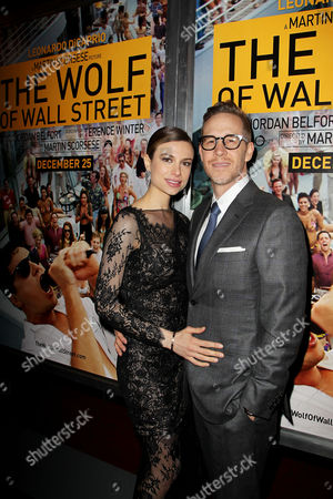 Editorial picture of 'The Wolf of Wall Street' film premiere, New York, America - 17 Dec 2013