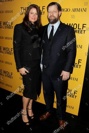 Emma Koskoff (Producer) with husband