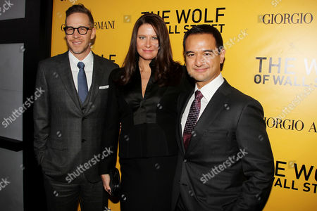 Emma Koskoff (Producer), Joey McFarland and Riza Aziz