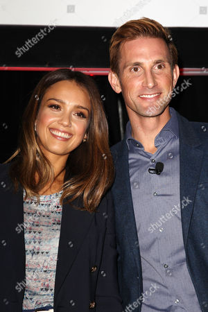 Jessica Alba and Christopher Gavigan (Founders; The Honest Company)