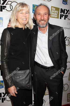 Steve Starkey and Olivia Starkey