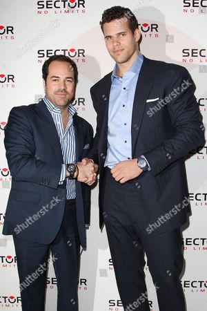 Chris Del Gatto (CEO Circa; distributor Sector); Kris Humphries