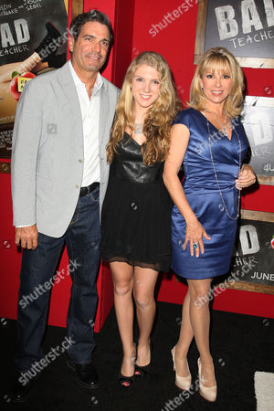Mario Singer, Ramona Singer and daughter Avery Singer