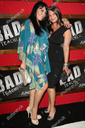 Renee Graziano and Karen Gravano