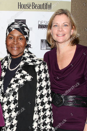 Cicely Tyson and Jeanne Noonan Eckholdt (Hearst)