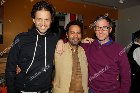 Stock Photo of Bennett Miller, Tarsem Singh and Spike Jonze