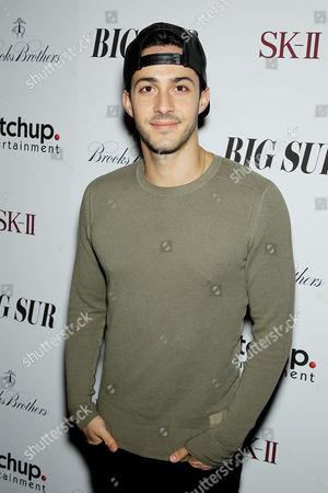 Editorial image of 'Big Sur' film screening, New York, America - 28 Oct 2013