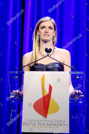 Editorial photo of Christopher And Dana Reeve Foundation 19th Annual 'A Magical Evening' Gala, New York, America - 09 Nov 2009