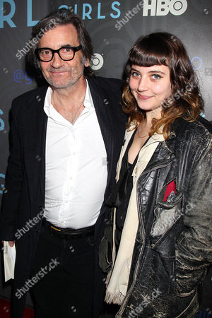 Griffin Dunne and daughter Hannah Dunne