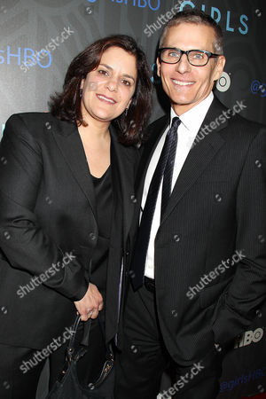 Ilene Landress and Michael Lombardo