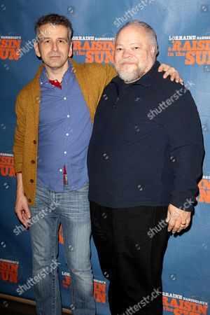 David Cromer and Stephen McKinley Henderson