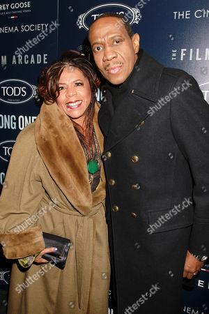 Valerie Simpson and Freddie Jackson