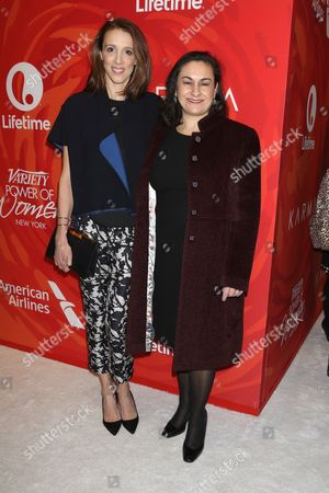 Editorial image of Variety's Power of Women NY, Arrivals, New York, America - 08 Apr 2016