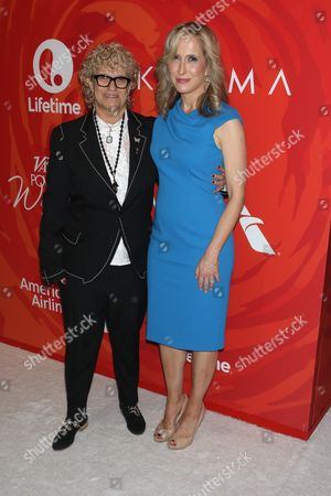 Claudia Eller, Co-Editor-in-Chief of Variety and Michelle Sobrino-Stearns, publisher of Variety