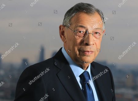 Stock Photo of Sir George Iacobescu CBE (born 9 November 1945 in Bucharest) is the chairman and chief executive officer of Canary Wharf Group, the London-based owners and developers of the Canary Wharf estate in London Docklands. He is one of the most successful Romanian-born businessmen