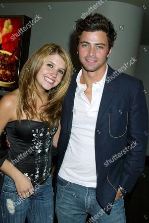 Gabrielle Christian and Matt Cohen