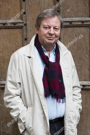 Stock Photo of Biographer Adam Sisman