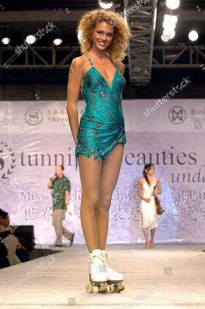 Miss World contestant - Sofia Bruscoli - Italy