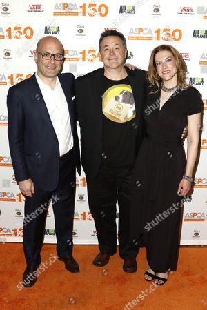 Matthew Bershadker, Ken Bell, Kristen Collins