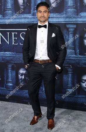 Editorial image of HBO's 'Game Of Thrones' Season 6 Premiere, Arrivals, Los Angeles, America - 10 Apr 2016