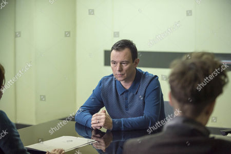 Stock Photo of Andrew Lancel as Clive Bonn