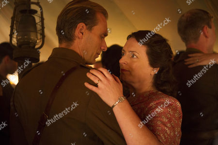 Claire Rushbrook as Pat and Alexandre Willaume as Marek