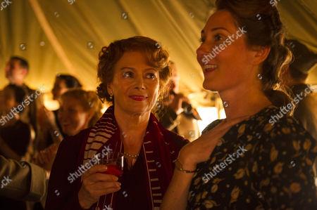 Ruth Gemmell as Sarah Collingborne and Francesca Annis as Joyce