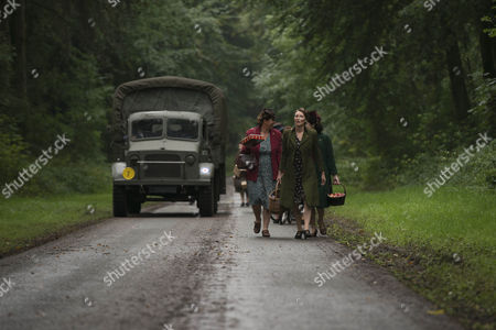 Editorial image of 'Home Fires' TV Series, season two - 2016