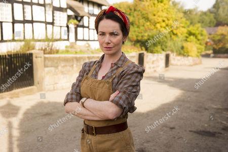 Clare Calbraith as Steph Farrow.