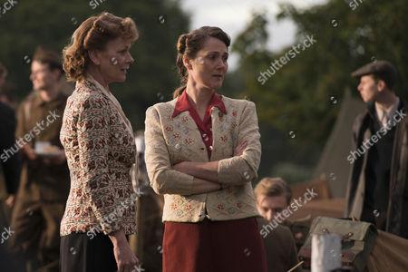 Samantha Bond as Frances and Ruth Gemmell as Sarah