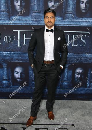 Editorial picture of HBO's 'Game Of Thrones' Season 6 Premiere, Arrivals, Los Angeles, America - 10 Apr 2016