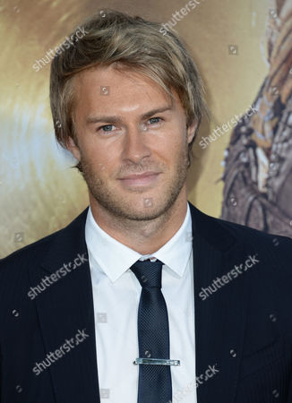 Stock Picture of James Trevena-Brown