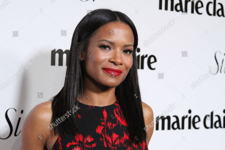 Editorial image of Marie Claire 'Fresh Faces' Party, Los Angeles, America - 11 Apr 2016
