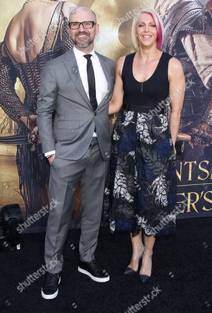 Editorial photo of 'The Huntsman: Winter's War' film premiere, Los Angeles, America - 11 Apr 2016