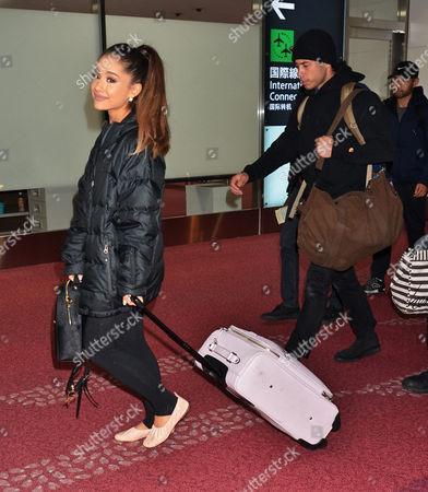 Ariana Grande, Ricky Alvarez