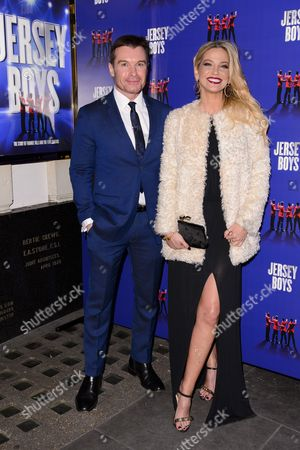 Editorial picture of 'Jersey Boys' musical 8th anniversary gala, London, Britain - 12 Apr 2016