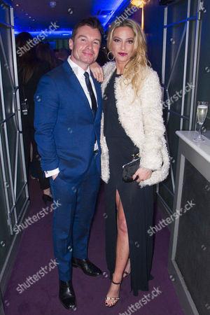 Greg Burns and Sarah Harding