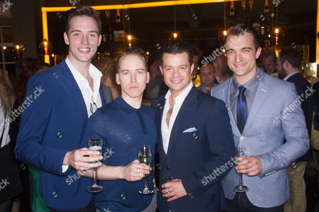 Editorial photo of 'Jersey Boys' musical 8th anniversary gala, London, Britain - 12 Apr 2016