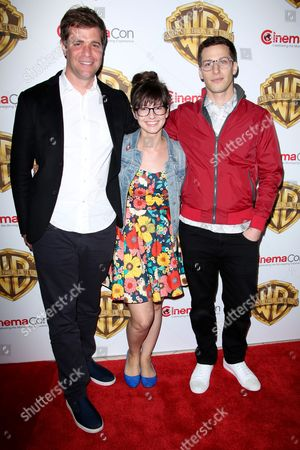 Editorial picture of Warner Bros. 'The Big Picture' presentation at CinemaCon, Las Vegas, America - 12 Apr 2016